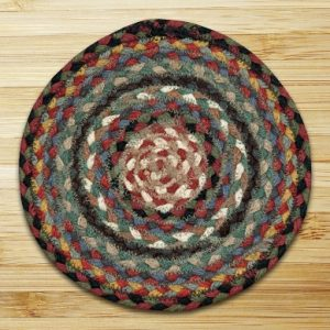 Braided Round Table Mats