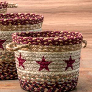 Braided Baskets