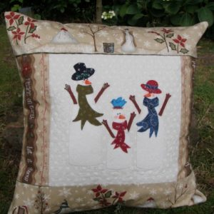 Cushions and draught excluders