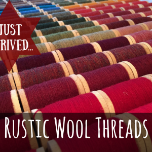 Rustic Wool Threads