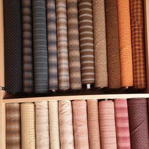 Japanese Style Woven Fabrics